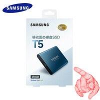 Samsung T5 External SSD 2T 1T 500GB 250GB External Solid State HD Hard Drive USB 3