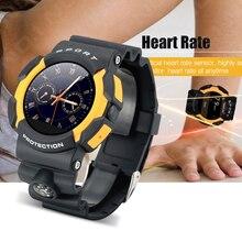 Floveme sport smart watch wasserdichte bluetooth smartwatch pulsmesser intelligente uhren anruf sms uhr für android ios