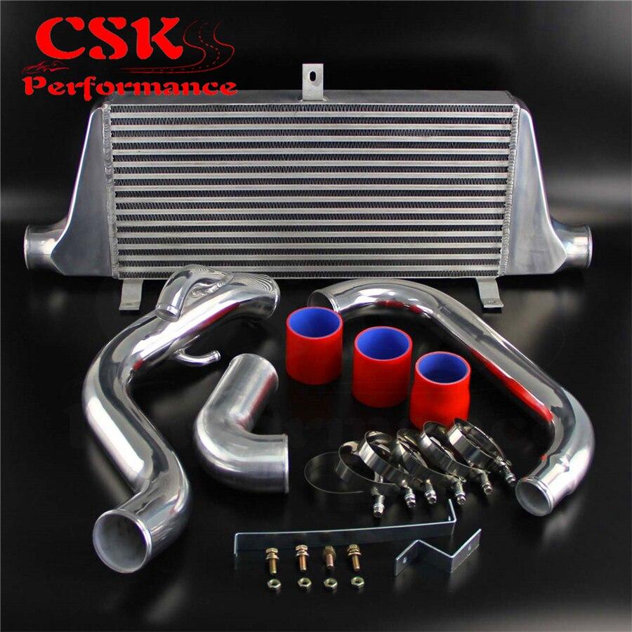 Kit refroidisseur intermédiaire à montage avant haute Performance pour Nissan Silvia S14 S15 SR20DET 93-02