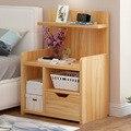 Прикроватный шкаф  шкаф для хранения  простая современная спальня  деревянная прикроватная тумбочка  мини тумбочка  тумбочки  мебель