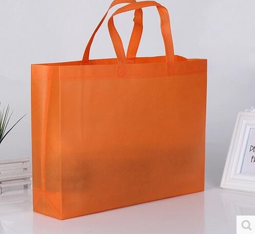 Promotional Shiny Laminated Shopper Tote Non-woven Bag