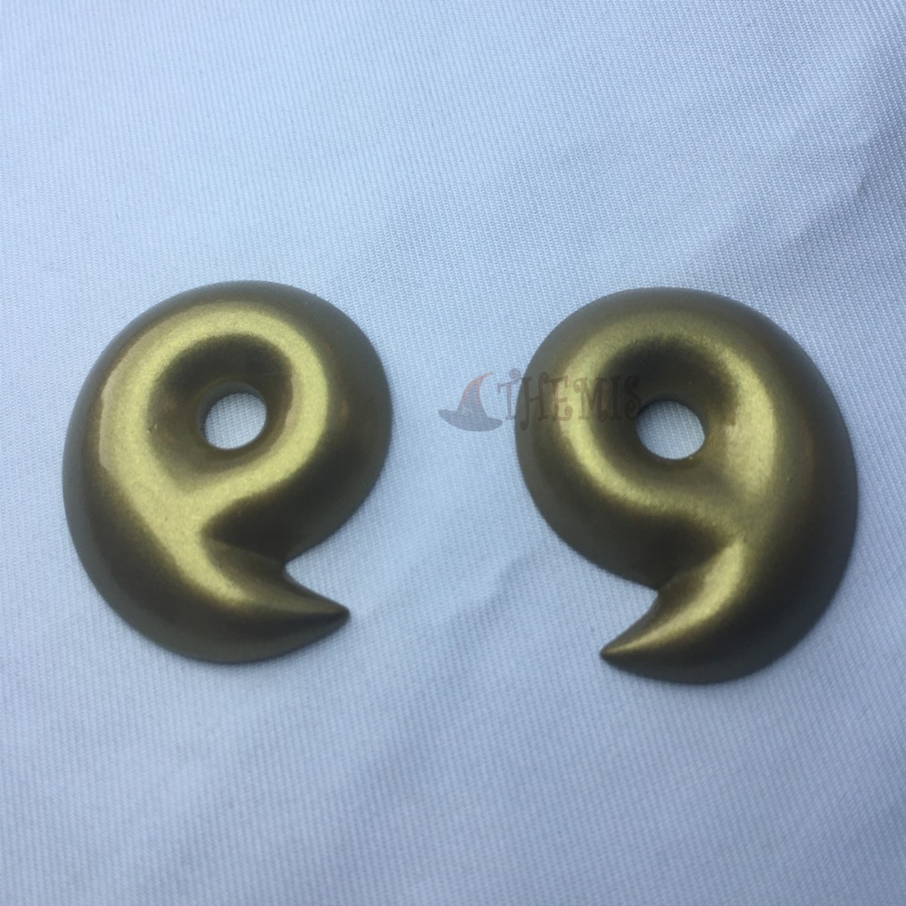 Athemis Narotu Onmyoji Cosplay Golden Gogok Cosplay Accessories