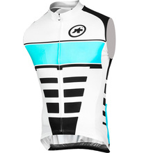 2016 Men's New ASSOS cycling sleeveless jersey vest ropa ciclismo hombre bicicleta MTB Bicycle Clothing pro team Sport Quick dry