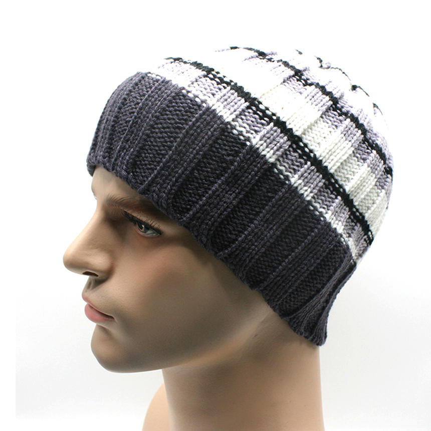 New autumn winter womens hats and caps winter warm knitted hats crochet slouch   beanies   men women winter hats   skullies     beanies
