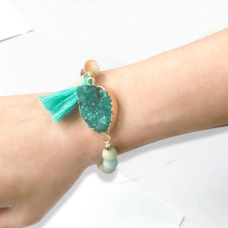 Balibali նորագույն բռունցքով բռունցքով - Նորաձև զարդեր - Լուսանկար 2