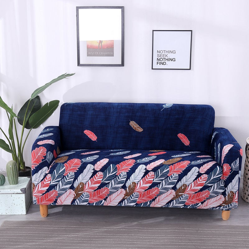 WLIARLEO New Sofa Cover Elastic Strench Couch Covers For Living Room sofa cover Single,Double,Three,Four,Corner Sofa Slipcover