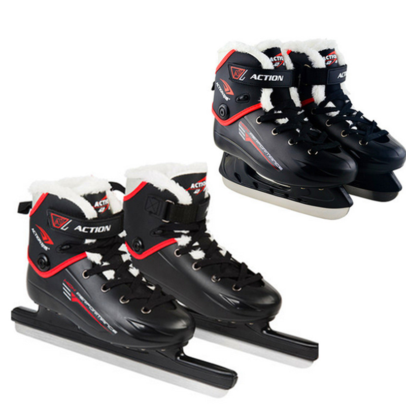 Roller Skates, Skateboards & Scooters Skate Shoes Careful Ice Speed Skate Ice Zodor Skate Boot Carbon Boot Long Track Skating Shoesdislocation Ice Skate Blade 380mm 410mm 430mm