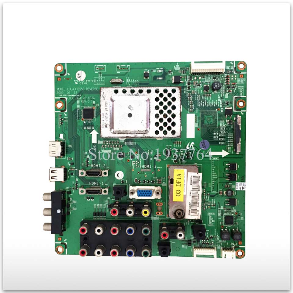 Original LA40B530P7R board BN41-01163A BN94-02930F with LTF400HA08 bn41 01163a for screen t370hw02 v400h1 l05 ltf400ha08 ltf460ha06 good working tested