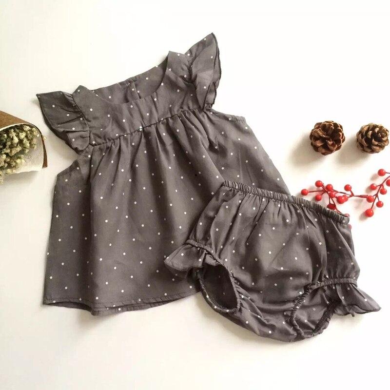 Buy 2017 Fashion Summer Style Dot Baby