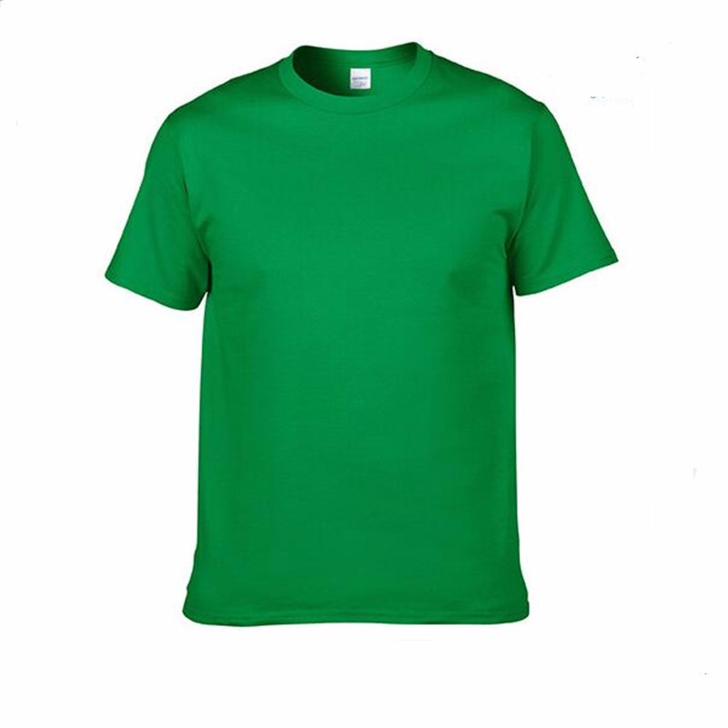 HTB1EhPtSpXXXXbFXpXXq6xXFXXXj - Men's Classic Solid Color High-Quality 100% Cotton T-Shirts - Wide Color Variety