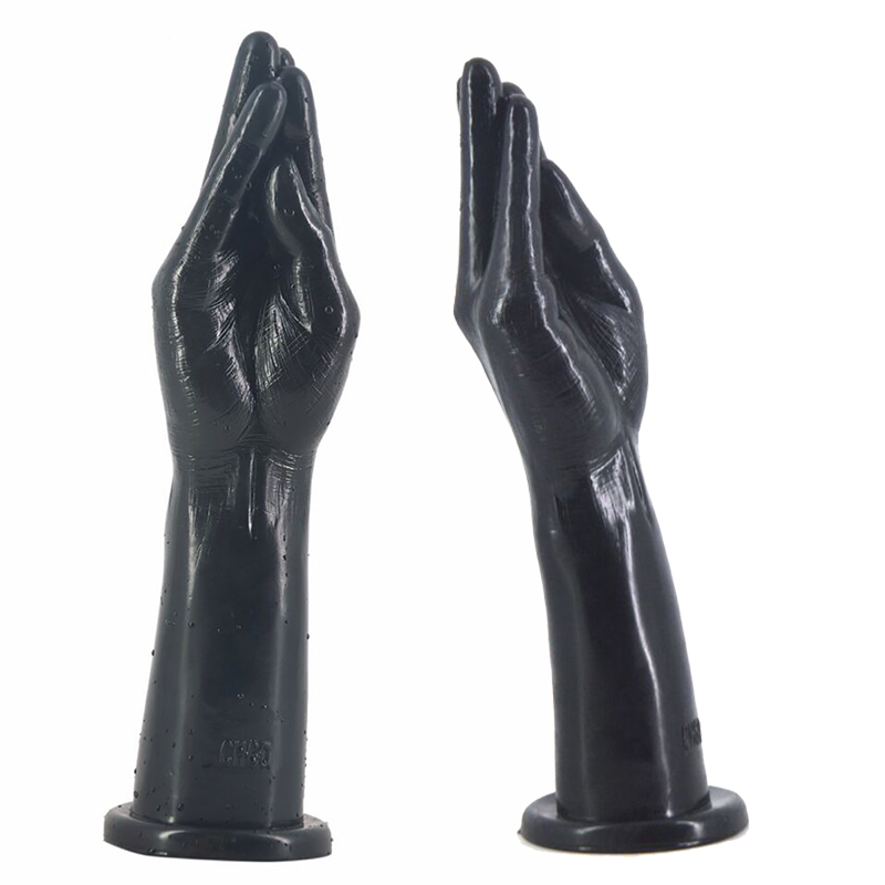 large dildo vagina stimulate butt stopper anus insert finger hand arm sex toys for women flirting big anal plug Adult sex shop new anal dildo realistic dildo with strong suction cup fake penis long butt plug anal plug sex toys for women sex products