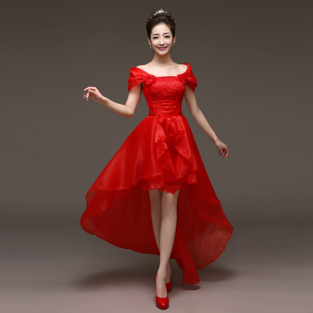 Mooie Rode Jurk.Mooie Rode Jurken Populaire Jurken Modellen 2018