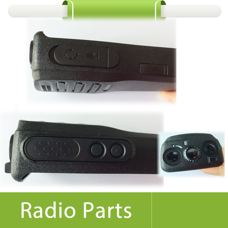 5sets X Top Housing For Motorola DEP450 Radio Casing Repair Parts in Communications Parts from Cellphones Telecommunications