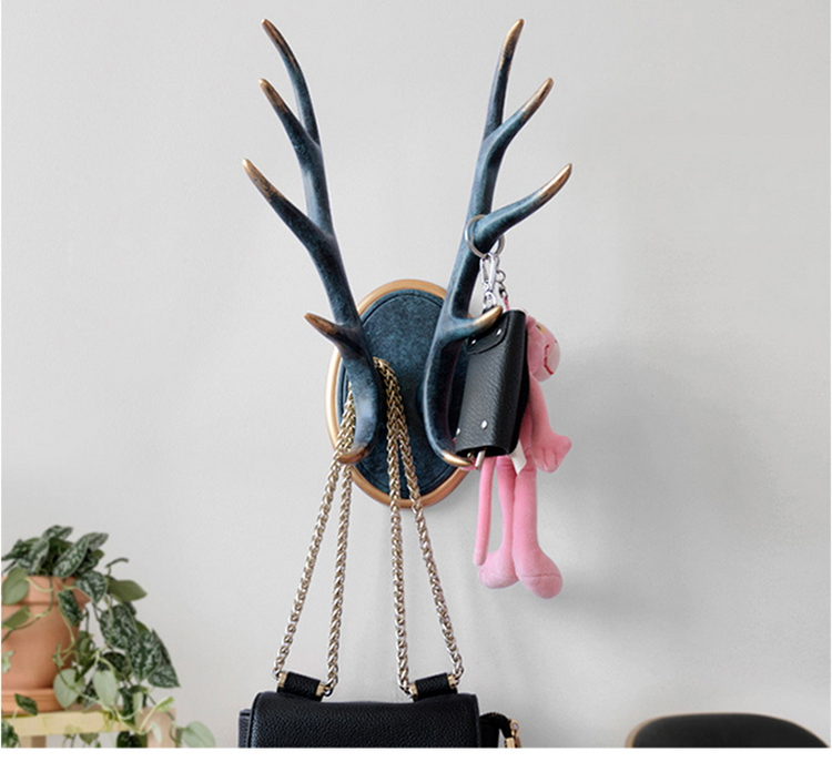 Modern-Home-Decor-Deer-Horn-Statue-Coat-Hanger-Wall-Decoration-Accessories-Sculpture-Ornament-Wedding-Room-Figurine-Decorations (1)