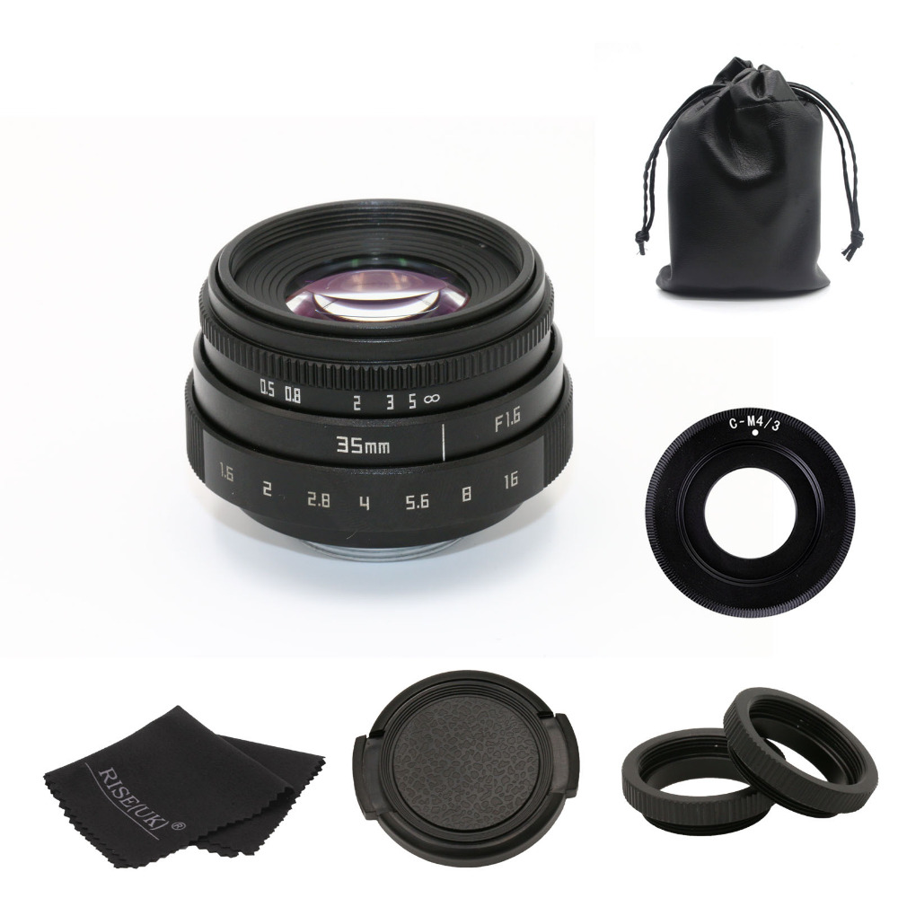 UK CCTV C-mount Cine Movie lens fits to Sony E NEX camera adapter ring C-NEX