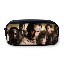 Bolso de Lápiz Estampado 3D The Walking Dead