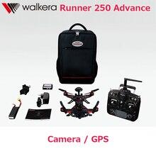 (In stock) Walkera Runner 250 Advance Runner 250(R) GPS System Racer RC Drone Quadcopter RTF with DEVO 7/OSD/Camera/GPS/Backpack
