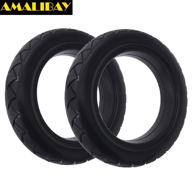 Newest Solid Scooter Tire for Mijia M365 Scooter Tyre 8 1/2X2 for Xiaomi Electric Skateboard Avoid Pneumatic Tyre Anti-thorn