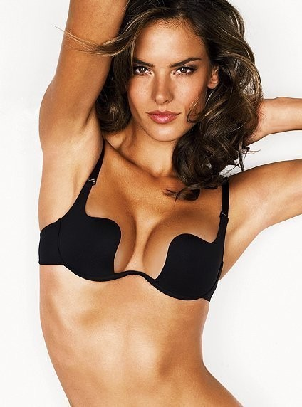 2013 Super Sexy Cross Halter-Neck seamless bras Underwear Invisible bras Push Up Bra for womenQ W5104