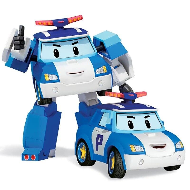 Robocar Poli Toy Transformation Robot Car Toys Poli Robocar Korea Toys Best Gifts For Kids