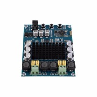 XH M548 Wireless Bluetooth 4 0 Dual Channel 120W 120W TPA3116D2 Digital Power Amplifier Board Audio