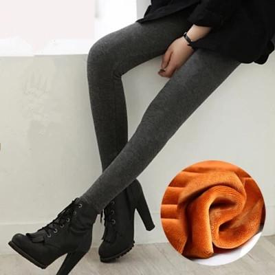 Plus Size Grosso calças Legging Maternidade para As Mulheres Grávidas Gravidez Inverno Leggings
