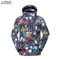 Winter Jacket Sport Jackets Ski Jacket Men Snowboarding Jackets Male Winter Jacket Men Thicken Snow Coat Snowboard Jacket Men|Skiing Jackets|Sports & Entertainment -