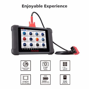 Image 4 - Autel MaxiSys MS906 Automotive Diagnostic System Powerful than MaxiDAS DS708 & DS808 free Update online
