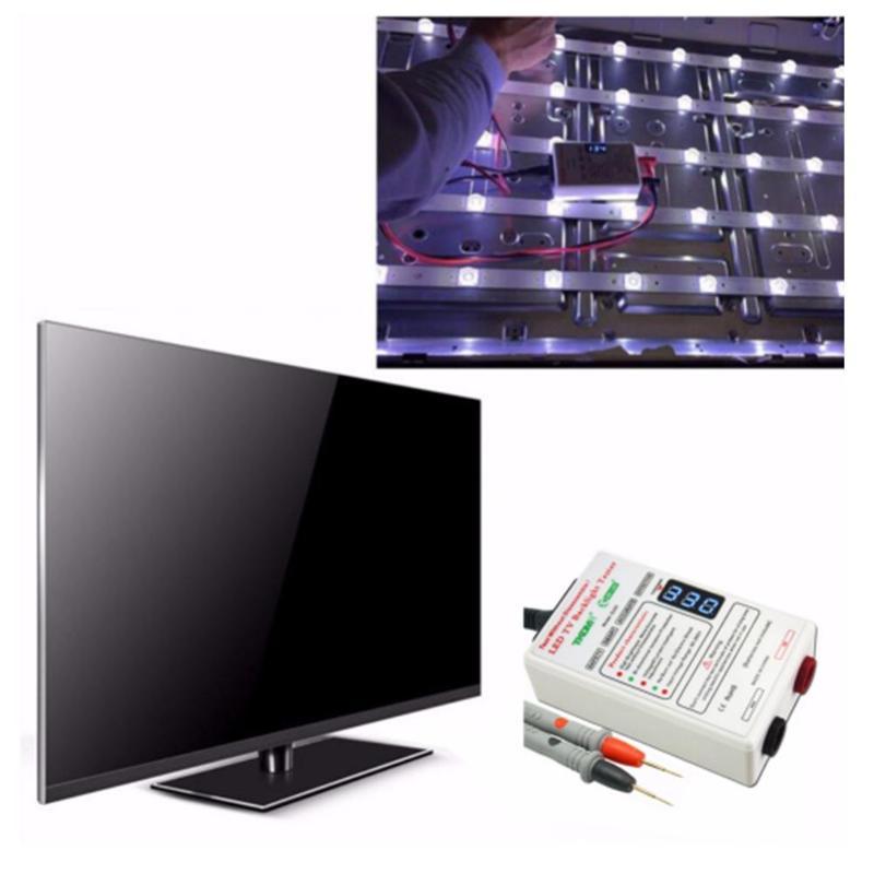 GJ2C+ 0-320V US Plug Smart-Fit Output LCD TV LED Backlight Tester LED Strip Lamp Bead Test Tool with AC Switch недорго, оригинальная цена