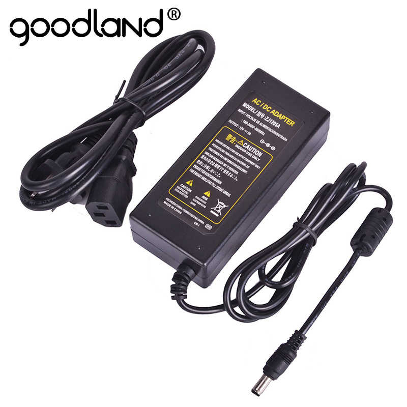 12 V Power Supply DC12V Unit 1A 2A 3A 5A 6A 8A 10A Transformator AC 110 V 220 V 220 V untuk DC 12 Volt 12 V LED Driver untuk LED Strip