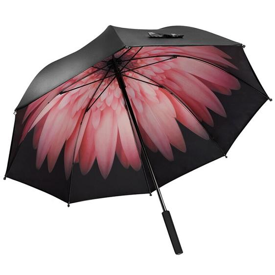 a1c286e741ee0 BU5212/long umbrella/umbrella/creative/banana/umbrella/shade umbrellas  straight umbrella/light pink light//China Brand/2016 new/