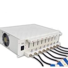 5V6A 8 канальный шкаф тестер емкости аккумуляторов 18650, детектор полимерных литиевых батарей, шкаф для зарядки и разрядки