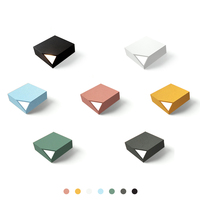 Modern simple creative wall lamp colorful macaron ceiling mounted lamp corridor Staircase aisle decoration LED wall Light