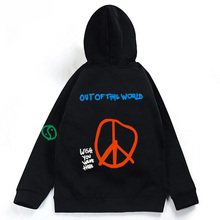 Astroworld THRILLS AND CHILLS Hoodies Spring Autumn Streetwear Pullover Travis Scotts Young Men Women FashionHip Hop Printing