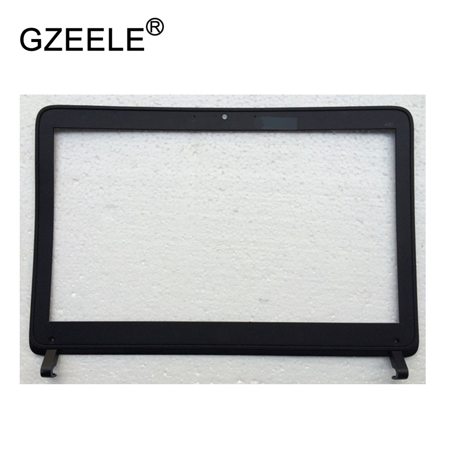 GZEELE NEW For HP ProBook 430 G2 Lcd Front Bezel Cover Frame 768194-001 AP158000200 13.3 inch CASE GZEELE NEW For HP ProBook 430 G2 Lcd Front Bezel Cover Frame 768194-001 AP158000200 13.3 inch CASE