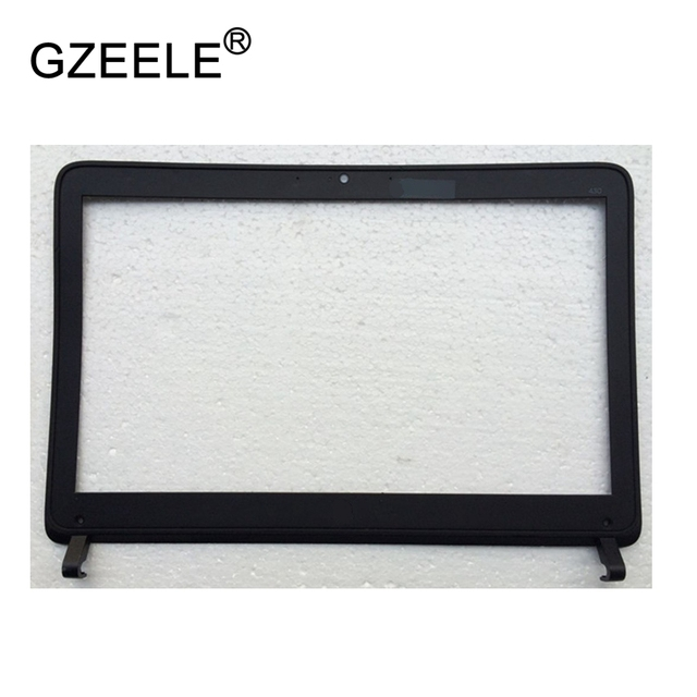 GZEELE NEW For HP ProBook 430 G2 Lcd Front Bezel Cover Frame 768194 001 AP158000200 13.3 inch CASE