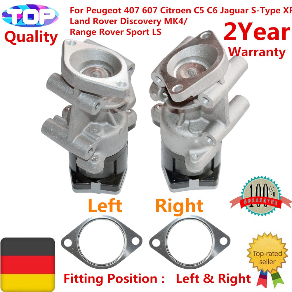 607 2.7 HDi 2000/>ON EGR VALVE //EXHAUST GAS RECIRCULATION *BRAND NEW PEUGEOT 407