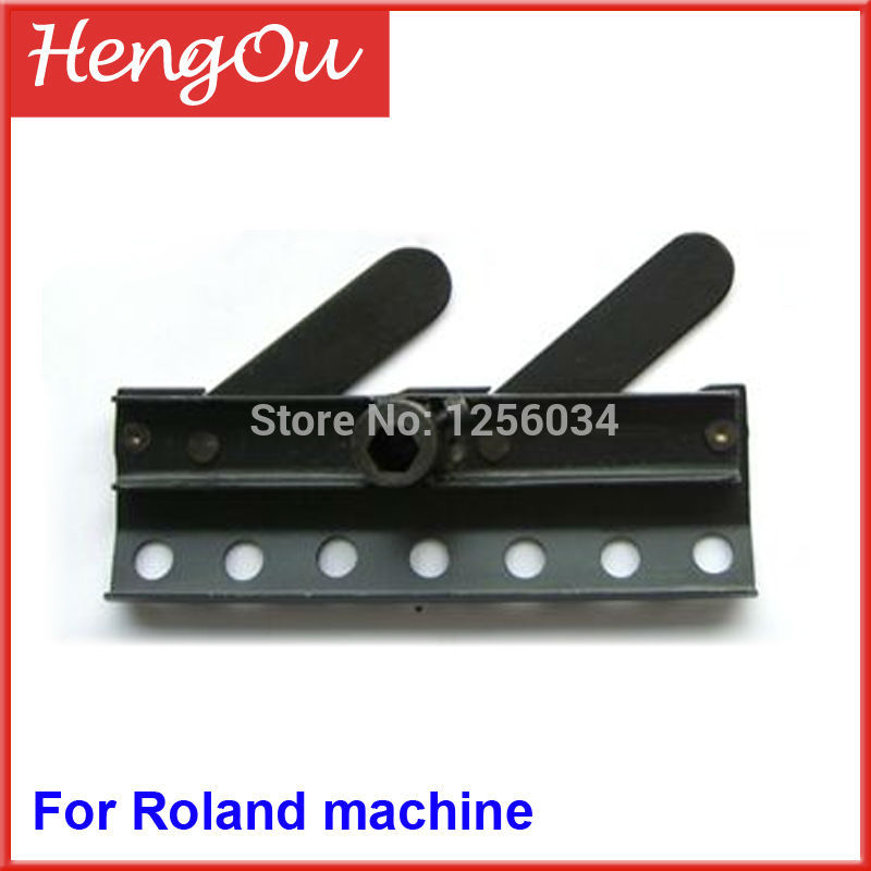 1 pair man roland printing machine parts, roland parts for paper man roland type 16 86553 0007 board