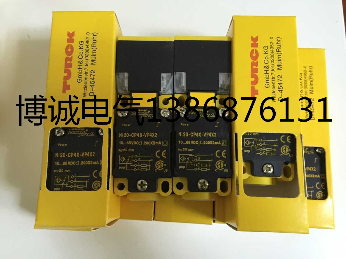 New original NI20-CP40-VP4X2 VN4X2 Warranty For Two Year new original xs7c1a1dbm8 xs7c1a1dbm8c warranty for two year