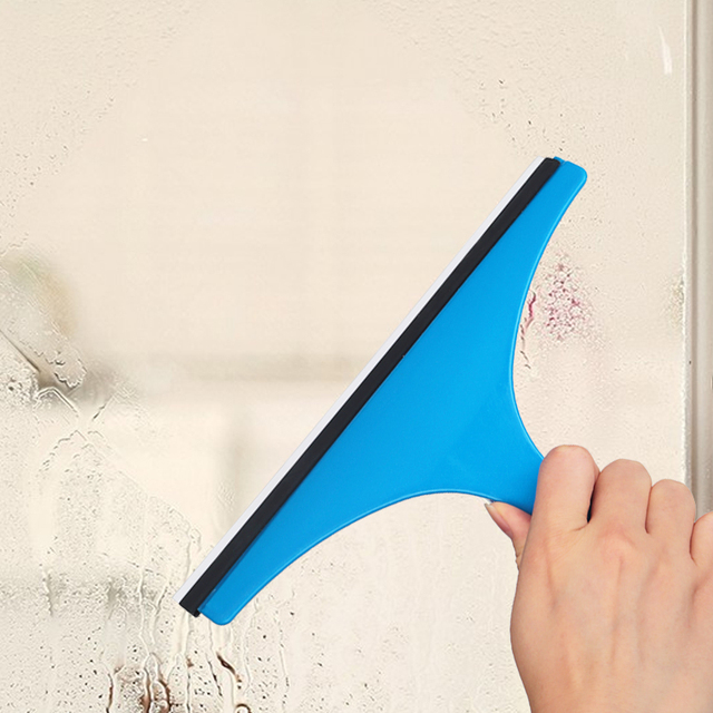 Silicone Window Car Glass Cleaner Bathroom Mirror Wiper Shower - How to clean bathroom mirror