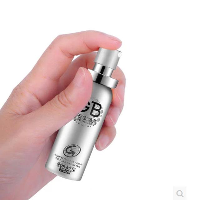 Gaobo men penis delay spray cream for men