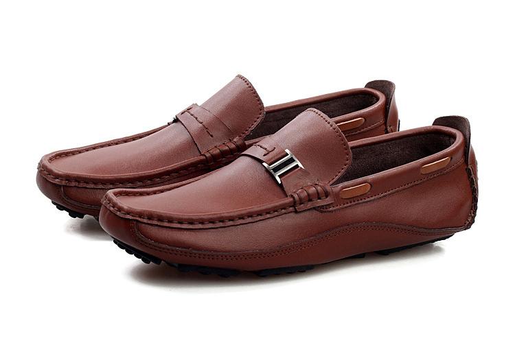 HN 1128 (18) Men`s Casual Loafers Shoe