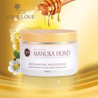 YourLove NewZealand Manukau Honey Day Care Face Night Cream Replenishing Moisturizer Rejuvenating Nourishing Cream for Dry Skin