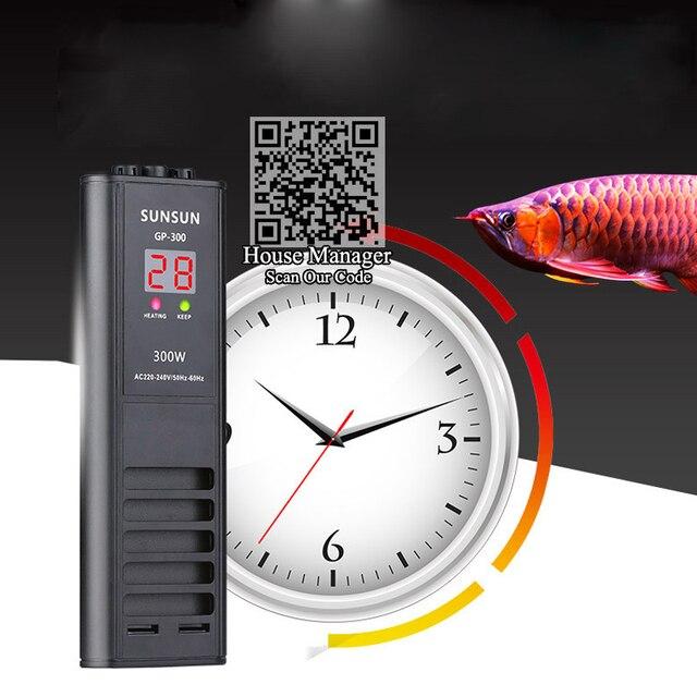 Digital Aquarium Temperature Controller 4