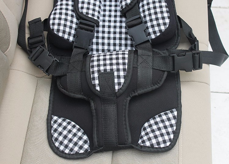 5-point Safety Harness Baby and children Car Seat For 0-12 Years