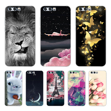 Soft Silicone Case For Huawei P8 P9 Lite 2017 Honor 8 Lite TPU Case Back Cover For Huawei Honor 10 8 9 Lite Phone Cases Bumper все цены