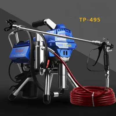 Us 796 8 220v3000w Portable Electric High Pressure Airless Spraying Machine Wall Painting Machine For Paint Latex Paint Various Coatings In Spray