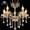 chandelier lustre crystal chandelier modern crystal chandelier  lustres de cristal  chandeliers modern  led gold home lighting
