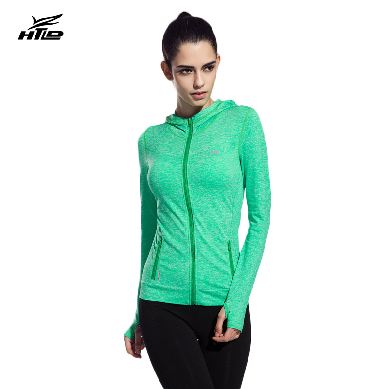 HTLD Long sleeve Casual Jackets Women Fitness Sweatshirts Lady Jacket Coats Slim Tracksuits Fashion Hoodies Harajuku Shirts Tops