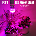 E27 Full Spectrum 6W / 10W / 14W LED Grow Lights To Accelerate Growth and Flowering LED Bulbs In Grow Tent & Hydroponic Garden